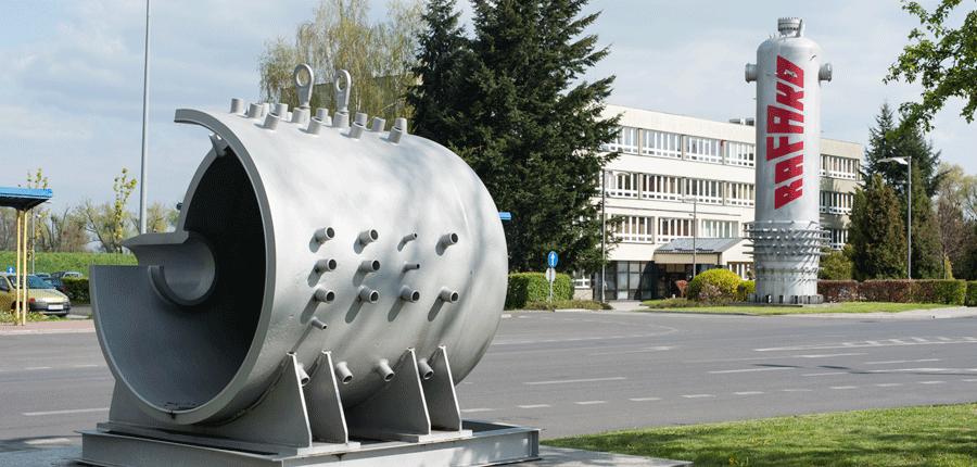 Rafako wygrało przetarg na budowę tłoczni w Kędzierzynie